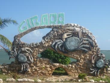 Entrada de Gibara
